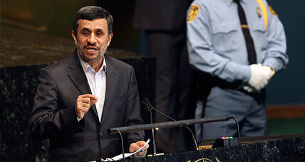 Ahmadinejad: Iran 'could have behaved better,' IAEA has 'double standards'