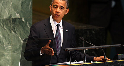 Consequences of a nuclear Iran 'immense,' Obama says at UN
