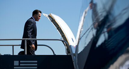 What are Mitt Romney's foreign policy goals in Latin America?
