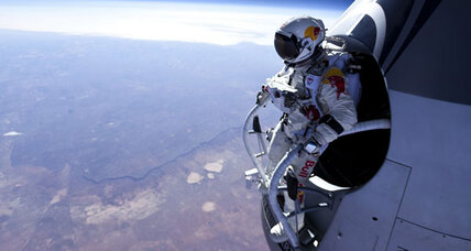 Daredevil plans record-breaking leap from edge of space