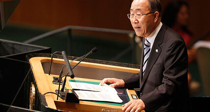 Can the United Nations do anything about Syria?