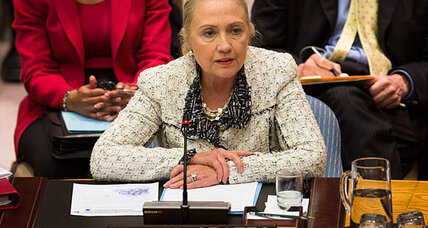 Hillary Clinton drops strong hint that Al Qaeda was behind Libya attack