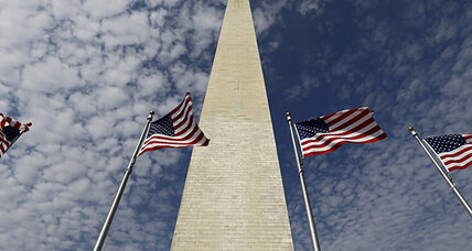 Contractor picked for earthquake-damaged Washington Monument