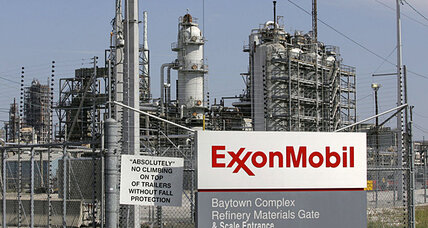 Exxon, Rosneft eye oil in nuclear wasteland