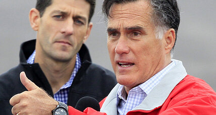 Romney, the middle-class and taxes