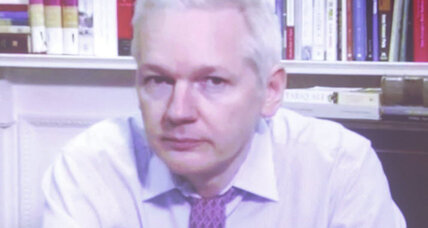 Julian Assange lashes out at Obama's UN free speech comments