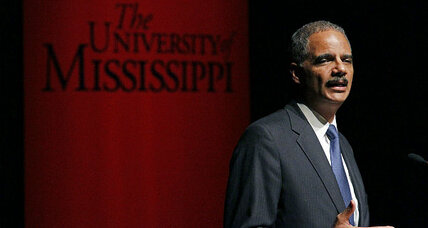 Holder: Discrimination persists
