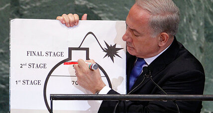 Benjamin Netanyahu: 'Iran will back down' if red lines are drawn