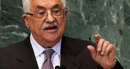 At UN, Mahmoud Abbas puts Israeli-Palestinian conflict center stage again