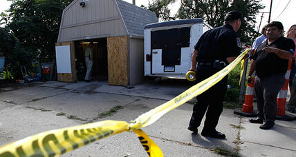 Jimmy Hoffa: no visible sign of remains, but forensics lab to weigh in