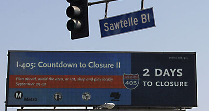 Carmageddon II: Los Angeles preps for freeway closure sequel (+video)
