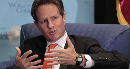 Timothy Geithner pressures SEC to change money-market rules