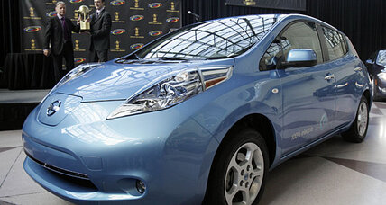 As sales lag, Nissan offers Leaf discounts