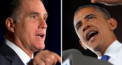 For Obama and Romney, time to play 'The Debate Expectations Game' (+video)