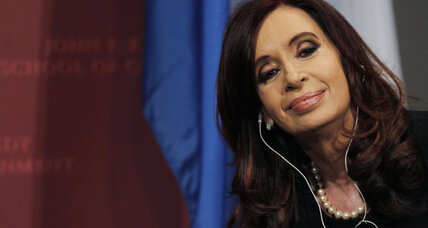 An Argentine abroad challenges President Kirchner over currency controls