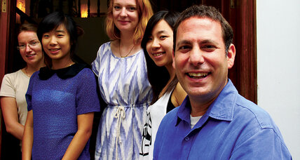 Bruce Lasky trains young lawyers in Asia to defend the poor and powerless