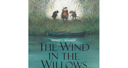 Reader recommendation: The Wind In the Willows