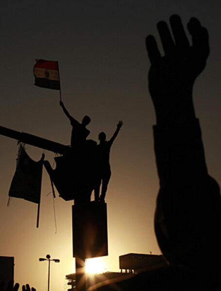 struggle for democracy in egypt The struggle for constitutional power is a political history of the egyptian constitutional court it provides an analysis of the barriers to democracy, economic development, and judicial reform in egypt, the arab world, and the developing world in general.