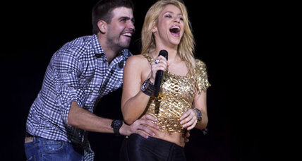 Shakira: Baby on the way