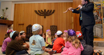 Jewish holidays: How not to scare the kids with the imagery