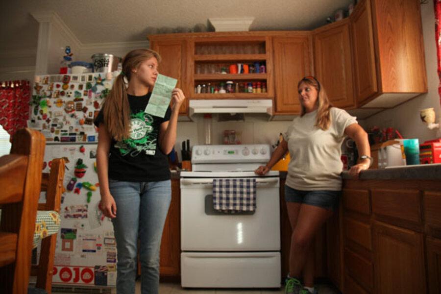 Real Teen Spanking Punishments » Teenage High School Girls