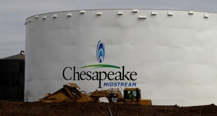 Chesapeake Energy sells assets to focus on oil