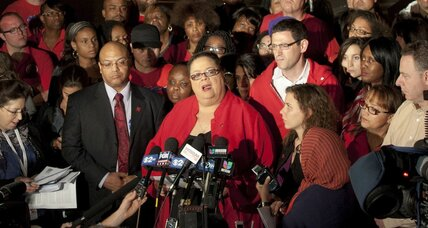 The Chicago teachers strike in an era of accountability