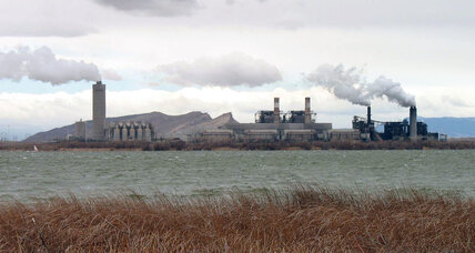 In coal-reliant West, a shift to natural gas, renewables