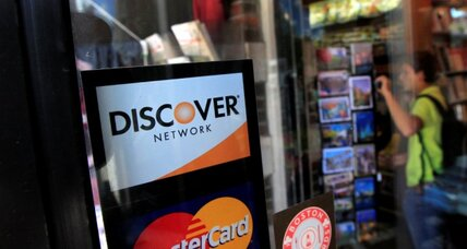 Discover: The card that pays you back after you overpay