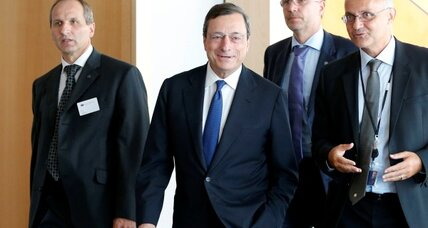 European stocks rise on hopes of Draghi bond buys, China stimulus