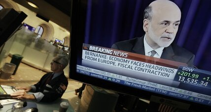 Bernanke and Fed can't be sole bearers of economic certainty