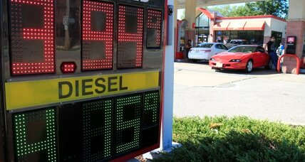 Gas prices highest ever for a Labor Day