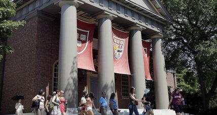 Integrity and the Harvard cheating scandal