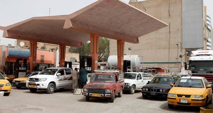Iraq oil exports hit 30-year high