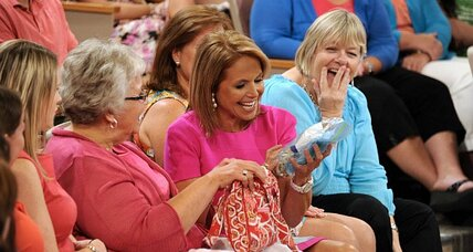 Katie Couric: Can the former TV newscaster make it as a talk show host?