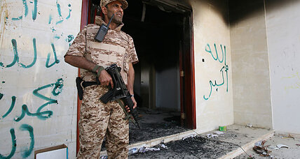 Libyan attack on embassy: an al-Qaeda connection?