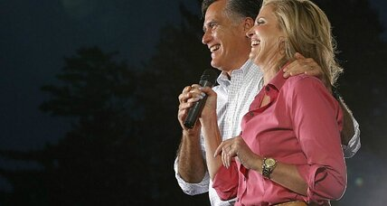 Mitt Romney: 'My heritage and my faith have made me the person I am'