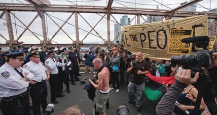 How do you revive Occupy Wall Street? Occupy Wall Street.