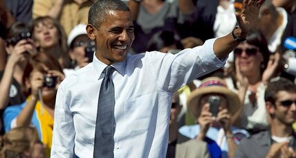 Obama inches ahead in key voter polls (+video)
