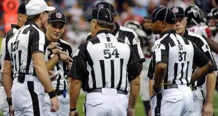 NFL referee deal reached. Back to work Thursday (+video)