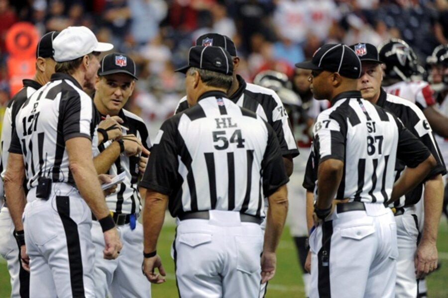 referees in the nfl a discussion on their role in teams winning or losing Your role as a basketball coach extends much further than merely winning games whether you like it or not, as a basketball one of the biggest problems i notice in coaches without much experience is that they often get caught up dealing with the referees and forget what their role is in the game.