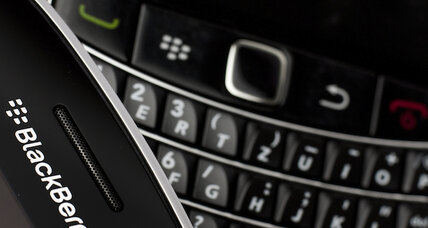 Battered RIM sees uptick in BlackBerry subscribers