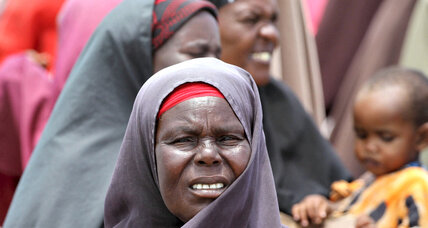 'Mama Hawa' helps rape victims in Somalia, wins UN award
