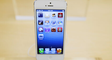 Apple iPhone 5 delays? Blame the screen technology.