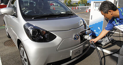 Toyota unplugs electric car hype