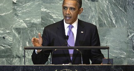 Obama, in election mode, tightens his UN diplomacy