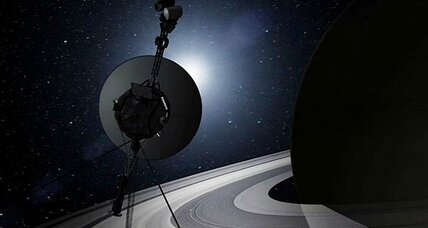 Out at the edge of the solar system, surprises for Voyager 1 (+video)