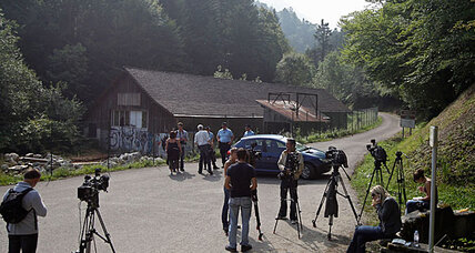 French Alps murders: Is there an Iraq connection? (+video)