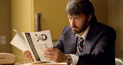 Ben Affleck's historical thriller 'Argo' tells a strange but true story