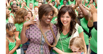 Maggie Gyllenhaal in 'Won't Back Down' takes on public schools